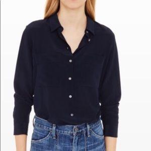 Club Monaco Kathryn Silk Shirt